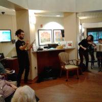 Performance @ Seneca Hills Village