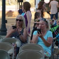 Performance @ Arts On The Riverwalk Festival
