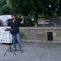 Performance @ Union Square Park